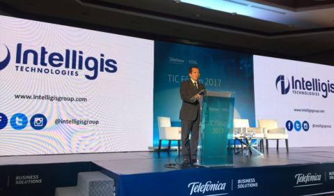 Intelligis presente en el TIC Fórum 2017